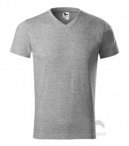 Heavy V-Neck T-shirt unisex
