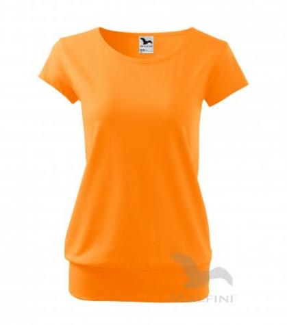 City T-shirt Damen