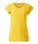 gelb melliert